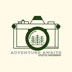 minimal lifestyle photography logo Photography