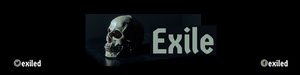 exile twitch banner 배너