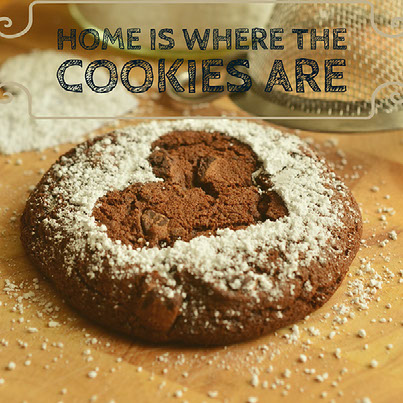 GG Example project: Home is where the cookies are