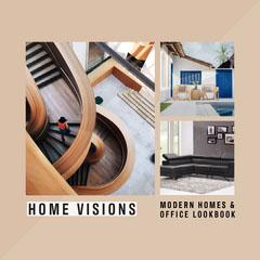 Beige Decor Home visions IG Square Architecture