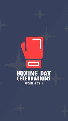 Navy Boxing Day Celebrations IG Story Boxing