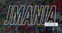 Comic Book Style Twitch Banner Banner do Twitch