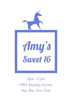 Amy's Sweet 16 Girls