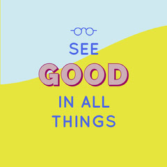 GOOD Positive Thought
