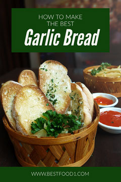 Green Garlic Bread Pinterest Pinterest