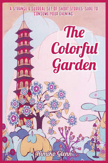 the colorful garden book cover Book Cover