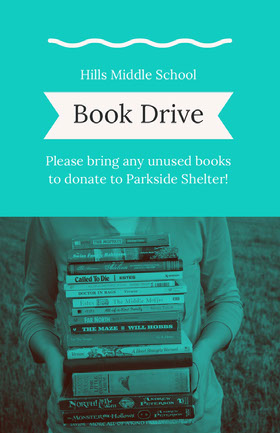 Book Drive School Project