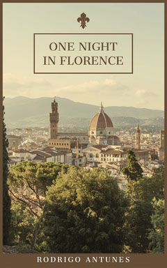 Florence Kindle Cover Italy