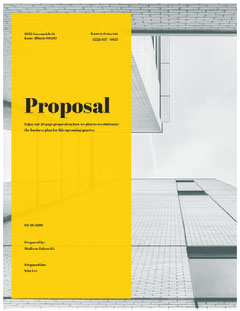 Proposal Business