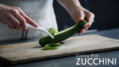 Cold Toned Cooking With Zucchini Guide Video Cover You Tube Chef