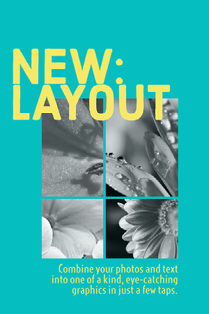 Blue, Yellow and Grey Modern Collage Layout Pinterest Post Grafica per social media