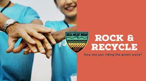 ROCK & RECYCLE Sea.Hear.Now Festival