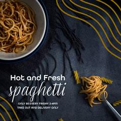 spaghetti recipe instagram Restaurants