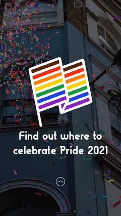Pride Flag Ig Story Pride
