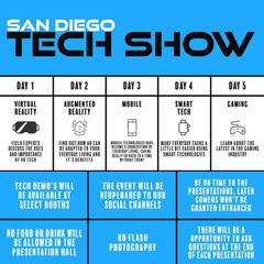 Blue San Diego tech show IG Square Tech