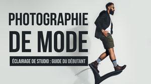 PHOTOGRAPHIE DE MODE Tailles d'images sur YouTube