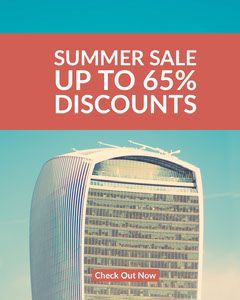 Summer Sale Up To 65% Discounts Hotels