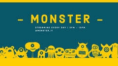 - MONSTER - Stream