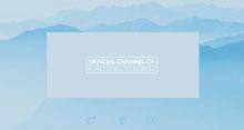 OFFICIAL CHANNEL OF<BR>C4D3NC3CLOUD Bannière Twitch