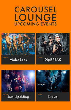 Orang Music Venue Event Calendar  Music