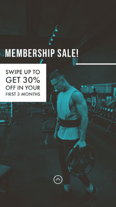 MEMBERSHIP SALE! Sale Flyer