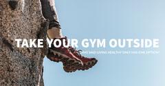 TAKE YOUR GYM OUTSIDE Gym