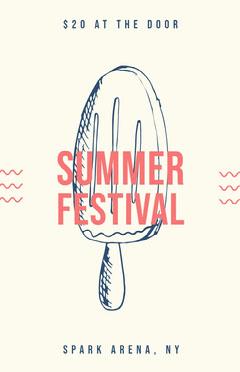 SUMMER<BR>FESTIVAL Festival