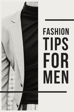 FASHION TIPS<BR>FOR MEN Fashion