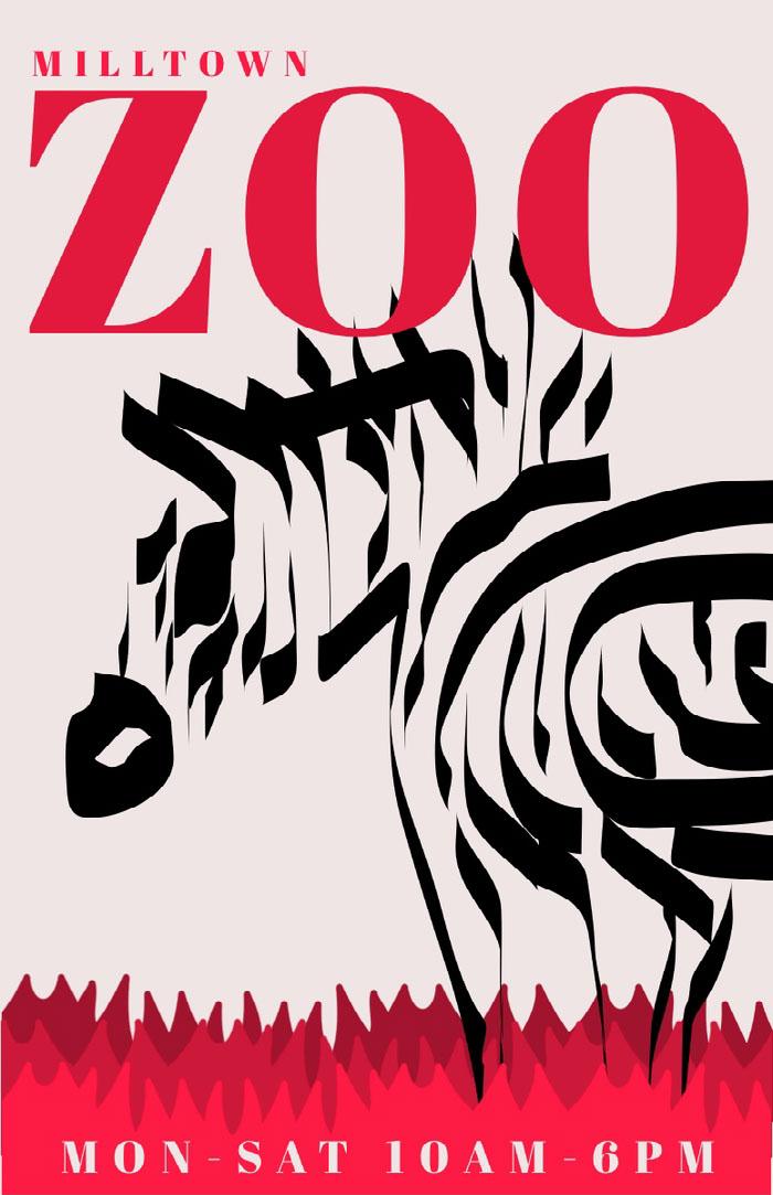 zoo flyer Ideen für Flyer
