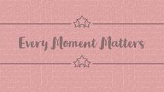 Pink Inspirational Desktop Wallpaper Background
