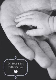 On  Tarjetas para el Día del Padre
