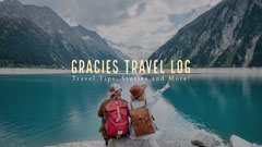 Lake Hills Travel Log Channel Art Lake