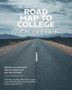 college admission instagram portrait College