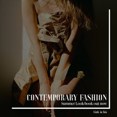 Contemporary Fashion IG Square Launch