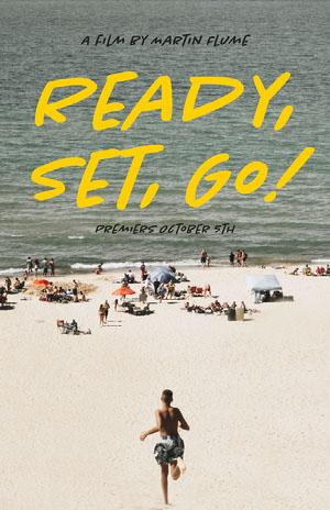 Yellow Beach Photo Movie Poster 101 Templates - Professional Communicator