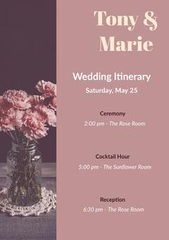 Tony & Marie Weddings