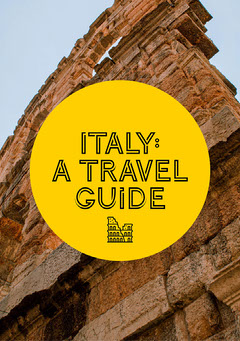 Yelllow Travel Guide Italy Pinterest Italy