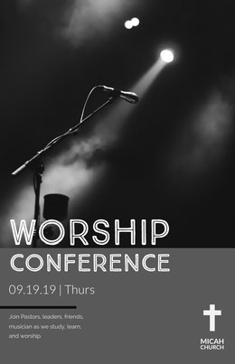 Worship<BR>Conference Octavilla