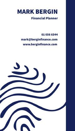 MARK BERGIN Finance