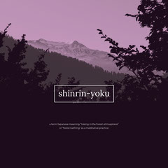 shinrin-yoku<BR> Japan