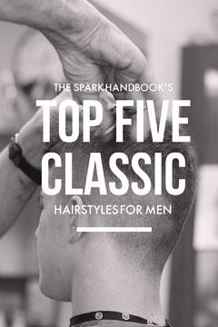 TOP FIVE<BR>CLASSIC Men
