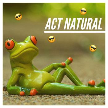 Green Frog Instagram Square Meme COVID-19