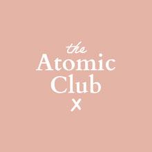 Pink Atomic Club Logo Logo