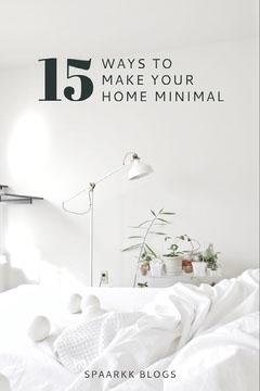 15 Sweet Home