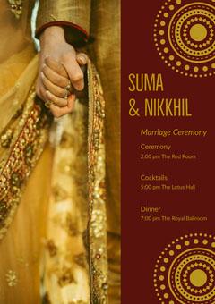 Suma & Nikkhil Weddings