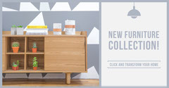 NEW FURNITURE  COLLECTION! Interior Design