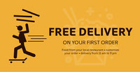 free delivery instagram landscape  COVID-19 Re-opening