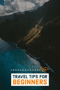 Travel tips for beginners Pinterest Travel