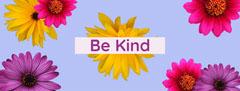 Be Kind Purple