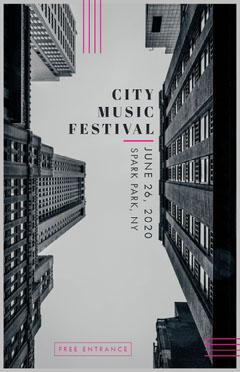 CITY<BR>MUSIC<BR>FESTIVAL Festival